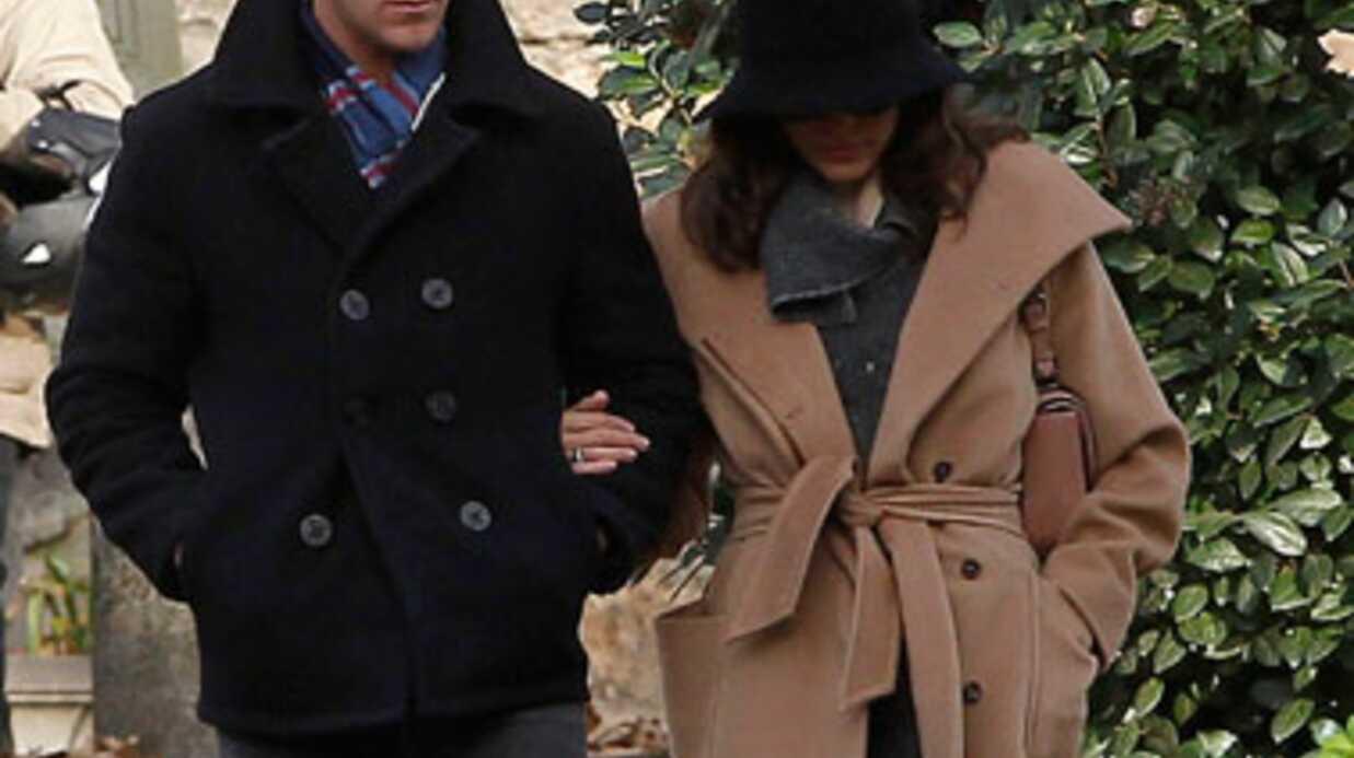 PHOTOS Ryan Gosling et Eva Mendes en amoureux à Paris