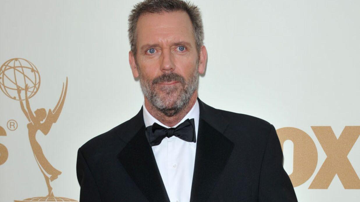 Hugh Laurie arrêtera la télé après Dr House!