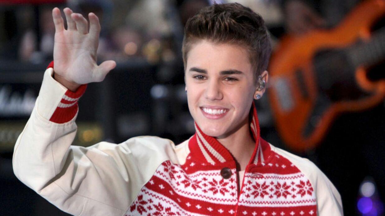Justin Bieber, c'est officiel, ce n'est pas lui le papa!