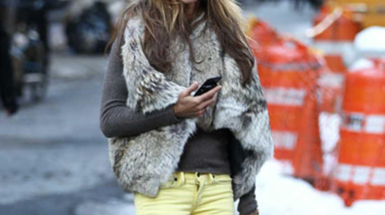 William vous répond: veste à fleurs, slim jaune et pull flashy