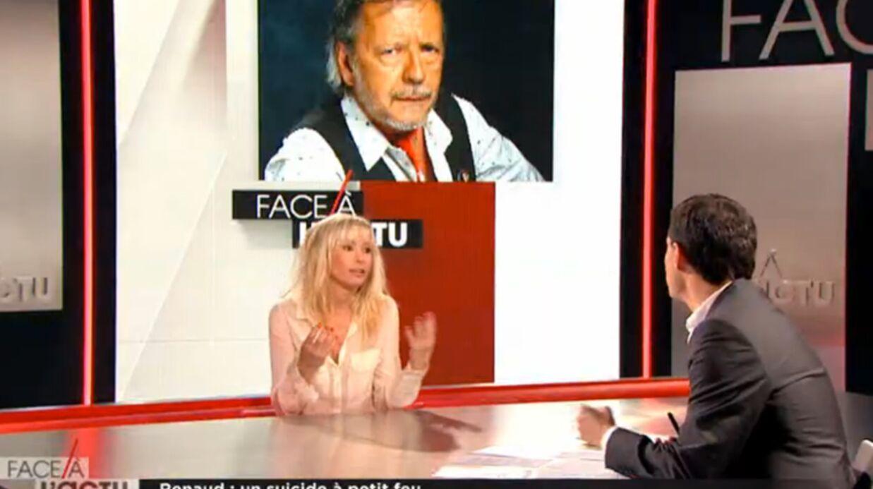 Renaud furieux contre son frère selon Romane Cerda