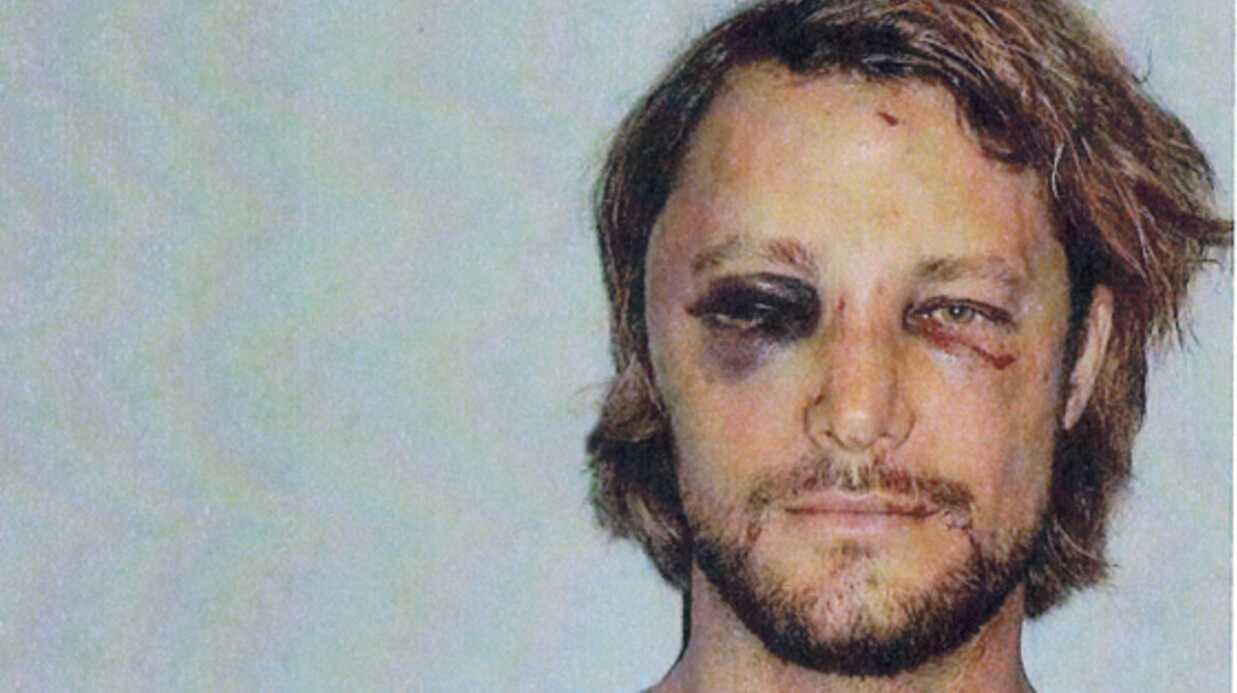 Gabriel Aubry: pas de poursuites après sa baston avec Olivier Martinez