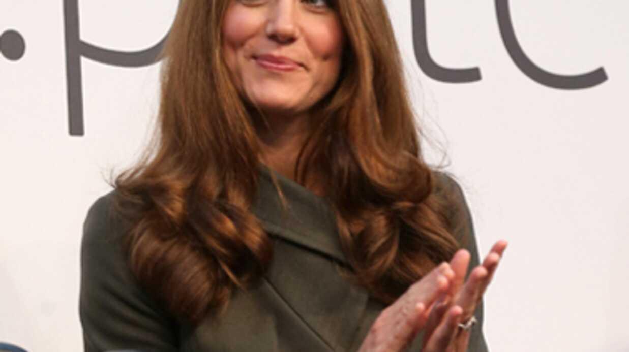 PHOTOS La nouvelle coupe de cheveux de Kate Middleton