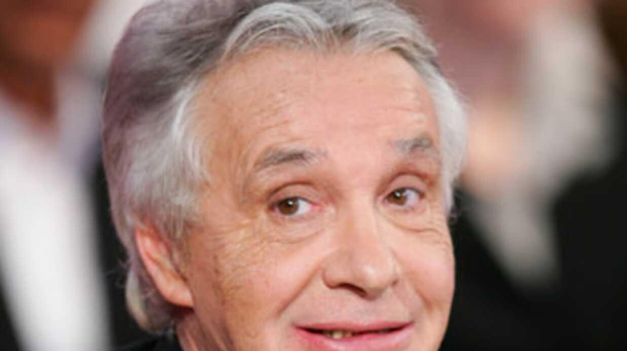Michel Sardou comprend mal les polémiques autour de ses chansons