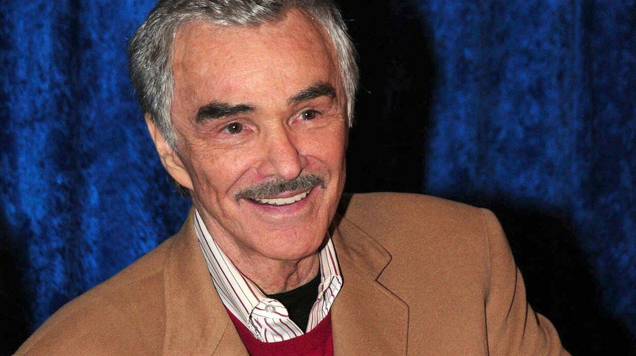 Ruiné, Burt Reynolds doit vendre tous ses biens aux enchères