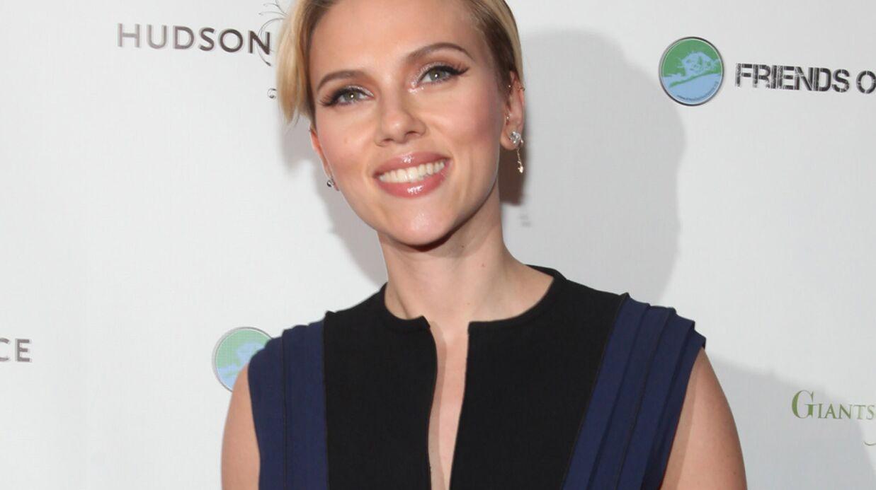 Scarlett Johansson se confie pour la première fois sur sa fille Rose