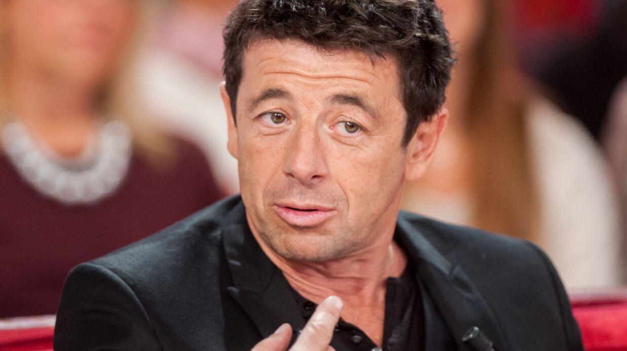 Patrick Bruel explique pourquoi il ne représentera jamais la France à l'Eurovision