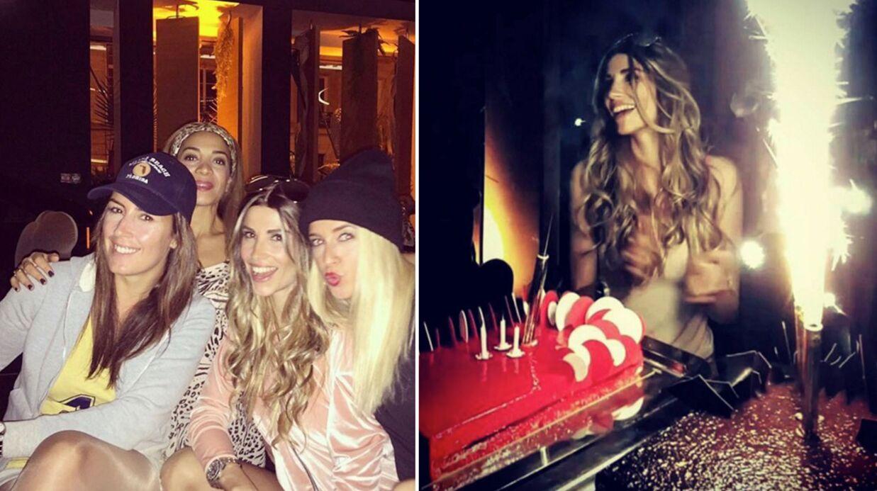 PHOTOS Alexandra Rosenfeld fête ses 30 ans avec toutes ses copines Miss France