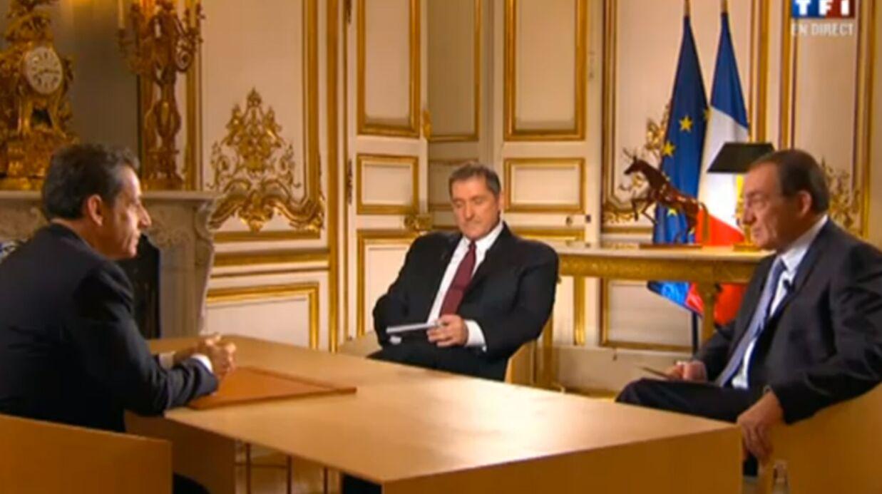 Nicolas Sarkozy donne des nouvelles de Carla et Giulia