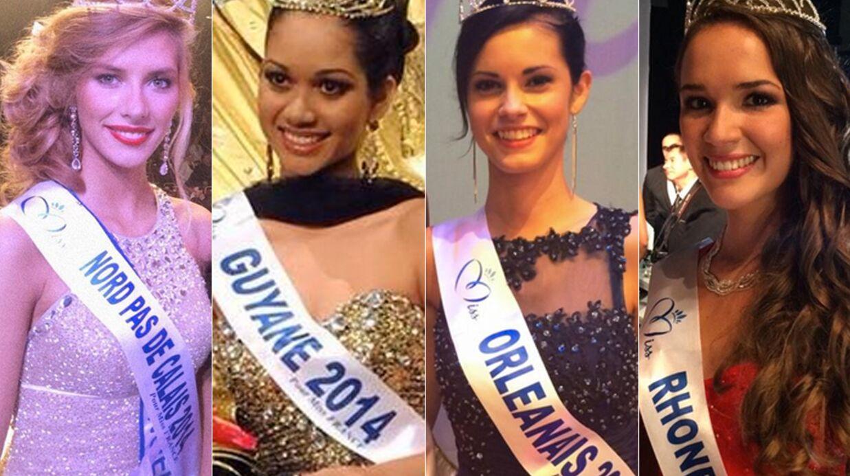 PHOTOS Découvrez les 33 prétendantes au titre de Miss France 2015
