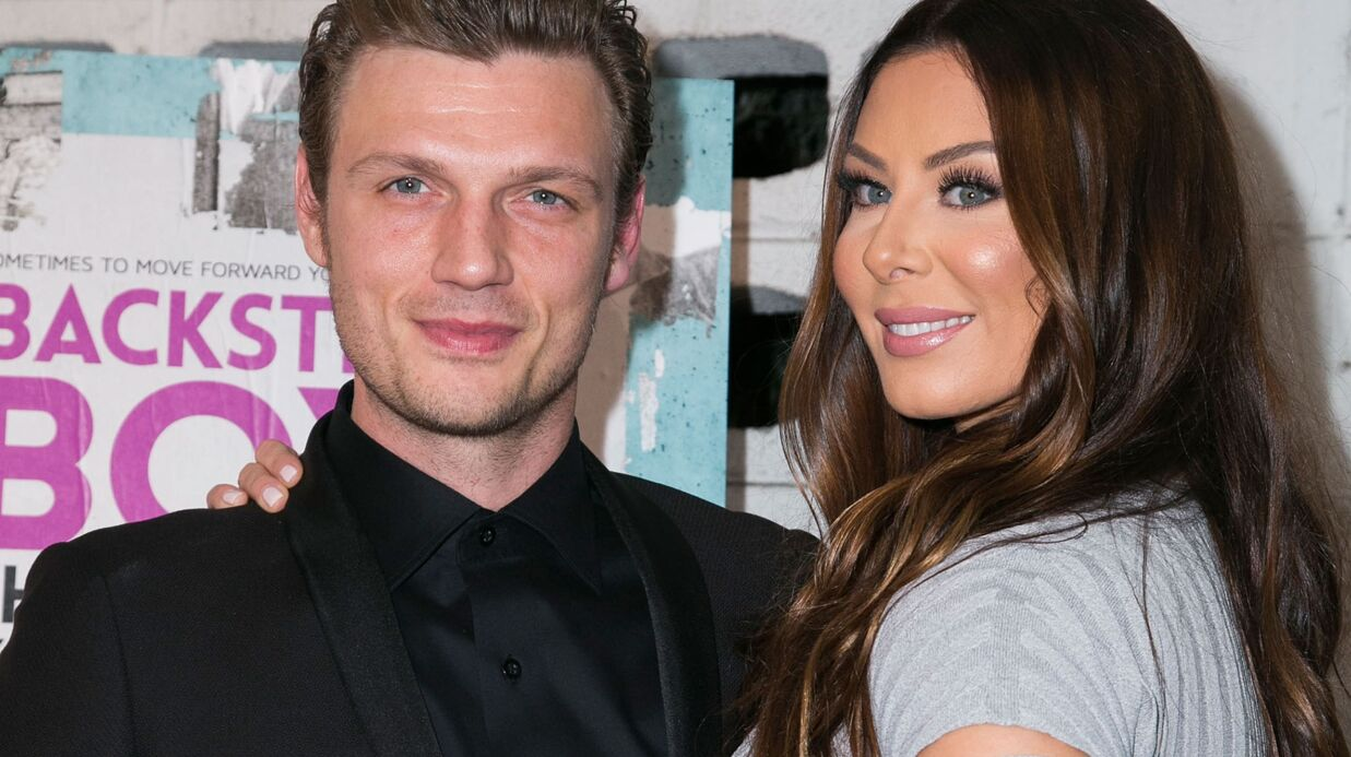 Nick Carter des Backs­treet Boys bien­tôt papa !