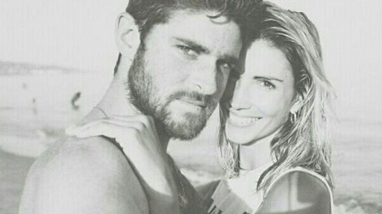 PHOTO Alexandra Rosenfeld fête sa première année d'amour avec son homme, Etienne