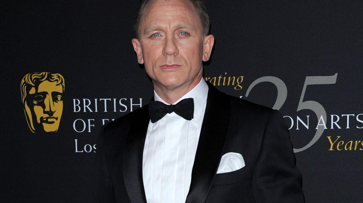 Daniel Craig s'inspire de James Bond pour ses noms d'emprunt dans les hôtels