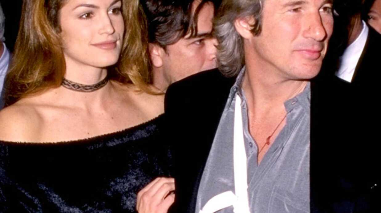 Cindy Craw­ford « détruite » par son divorce avec Richard Gere