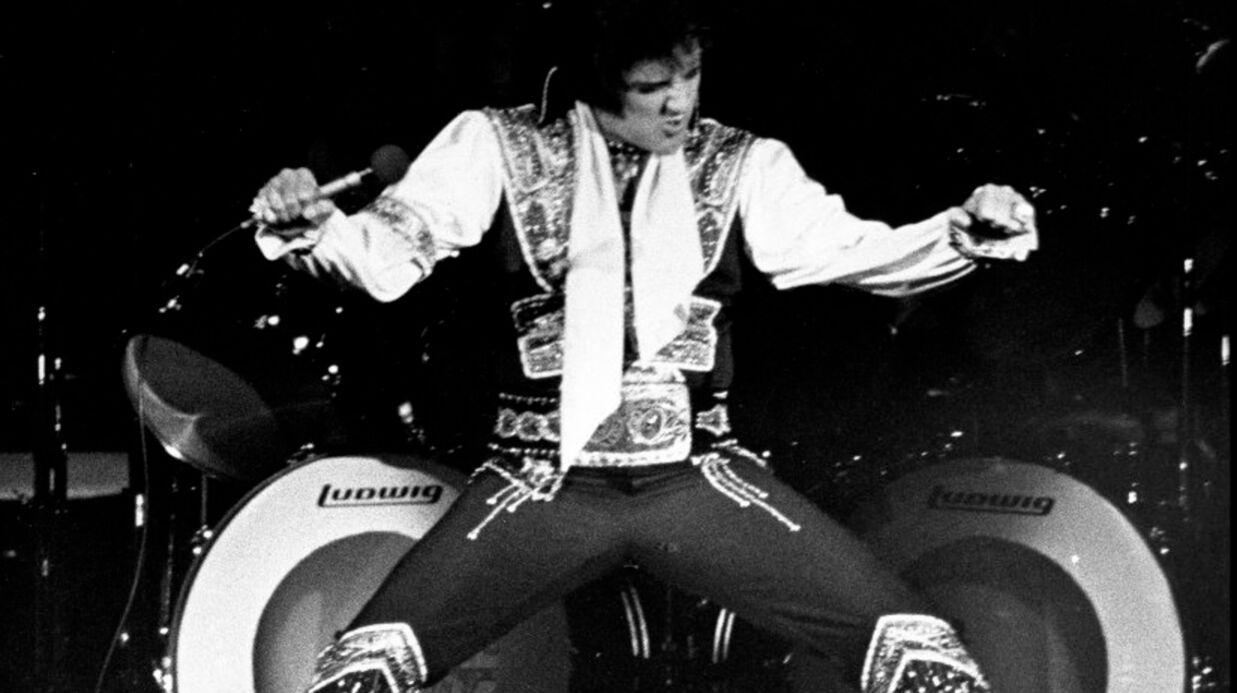 Un slip d'Elvis Presley déjà utilisé bientôt vendu aux enchères