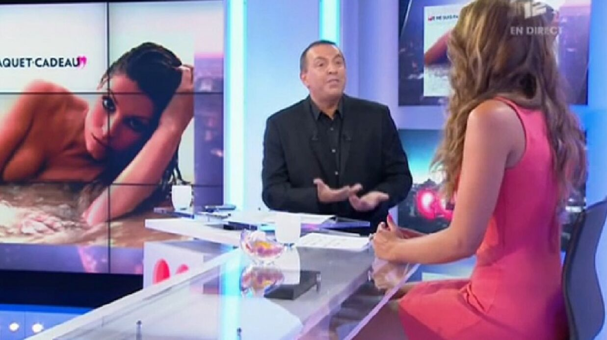 VIDEO Laury Thil­le­man explique ses photos de nu sur NRJ 12
