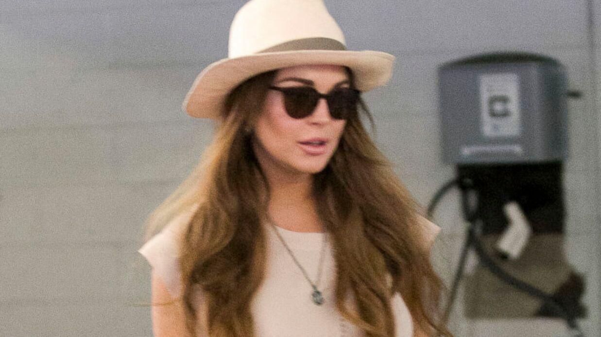 Mauvais payeuse, Lindsay Lohan s'est fait bannir du Château Marmont