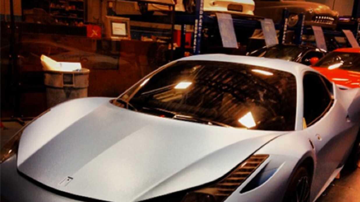Justin Bieber se fait arrêter par la police au volant de sa Ferrari