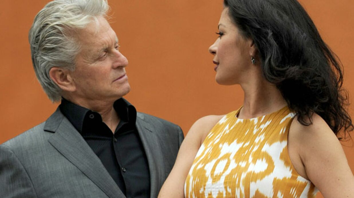 Les raisons de la rupture entre Cathe­rine Zeta-Jones et Michael Douglas