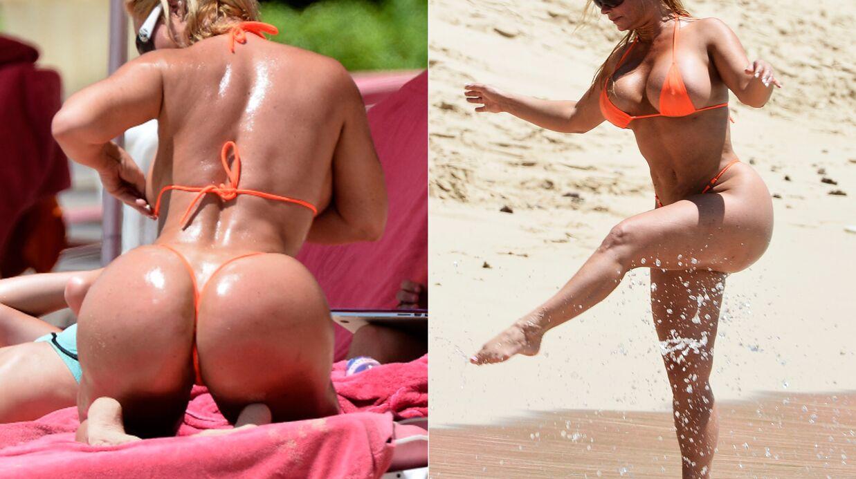 PHOTOS Coco, l'épouse d'Ice T, vous présente le plus petit bikini au monde