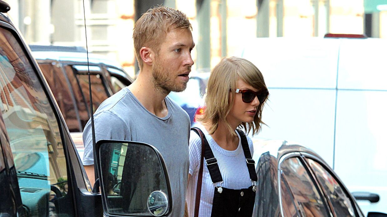 Quand Calvin Harris snobe Taylor Swift aux MTV Video Music Awards