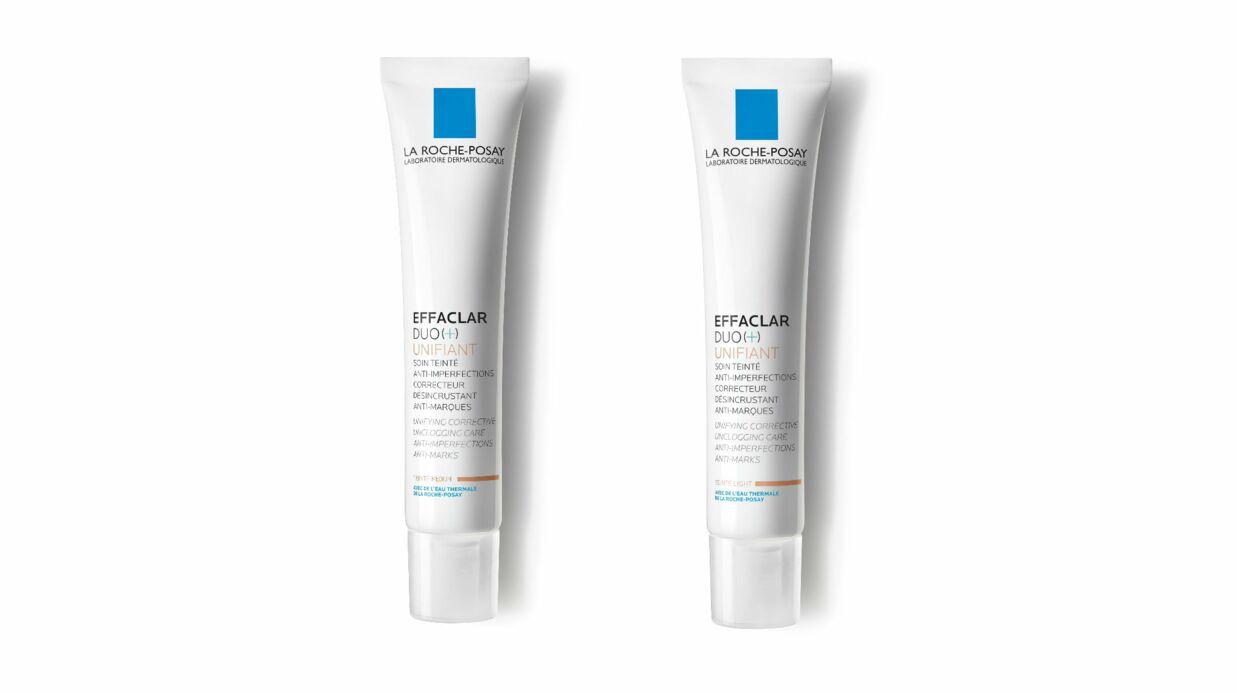 L'impression d'une peau parfaite avec Effaclar Duo (+) Unifiant de La Roche-Posay
