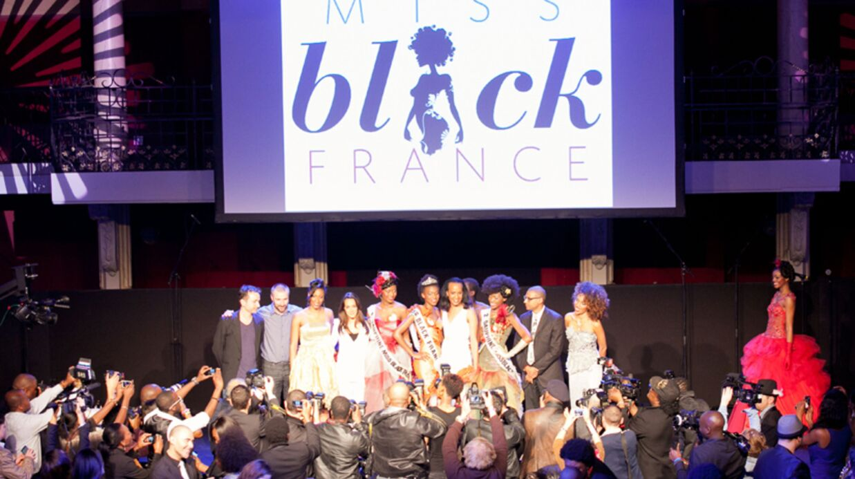 PHOTOS Mbathio Beye élue Miss Black France 2012