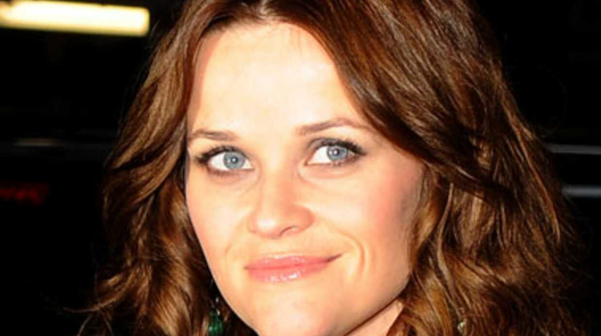 L'étrange effet secondaire de la grossesse de Reese Witherspoon