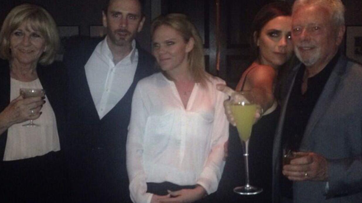 Victoria Beckham partage ses photos d'anniversaire