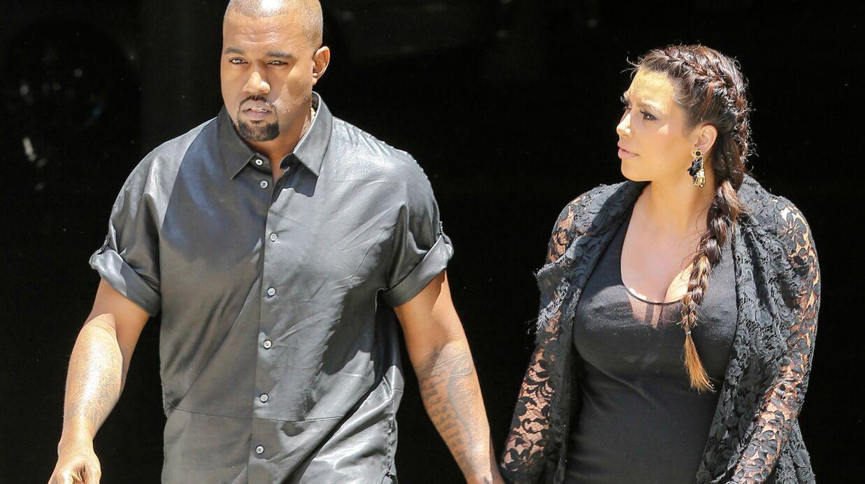 Kim Kardashian et Kanye West pourraient se marier… cette semaine