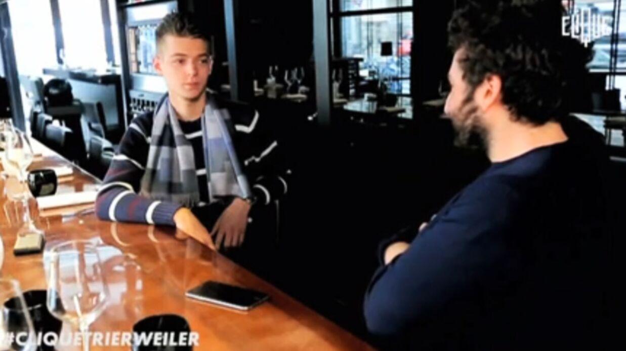 Léonard, le fils de Valérie Trierweiler, trouve François Hollande «trop normal»