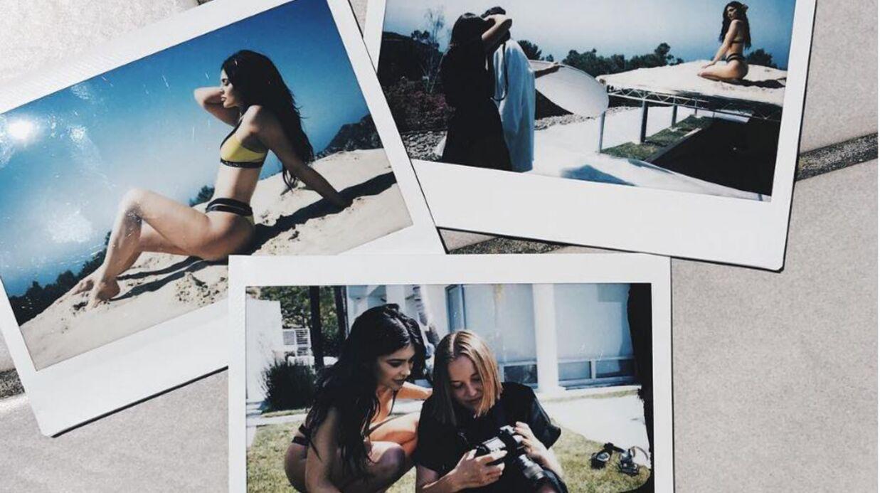 Kylie et Kendall Jenner créent leur ligne de maillots de bain avec Topshop