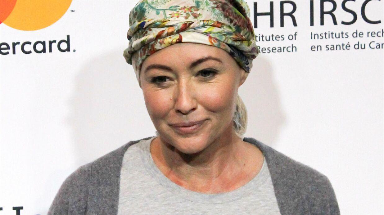 Shannen Doherty en rémission, elle a peur d'une récidive de son cancer