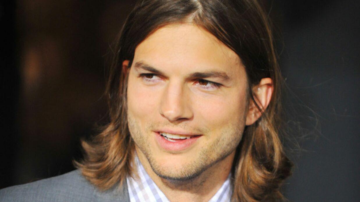 Ashton Kutcher et son amie à la soirée organisée par Madonna