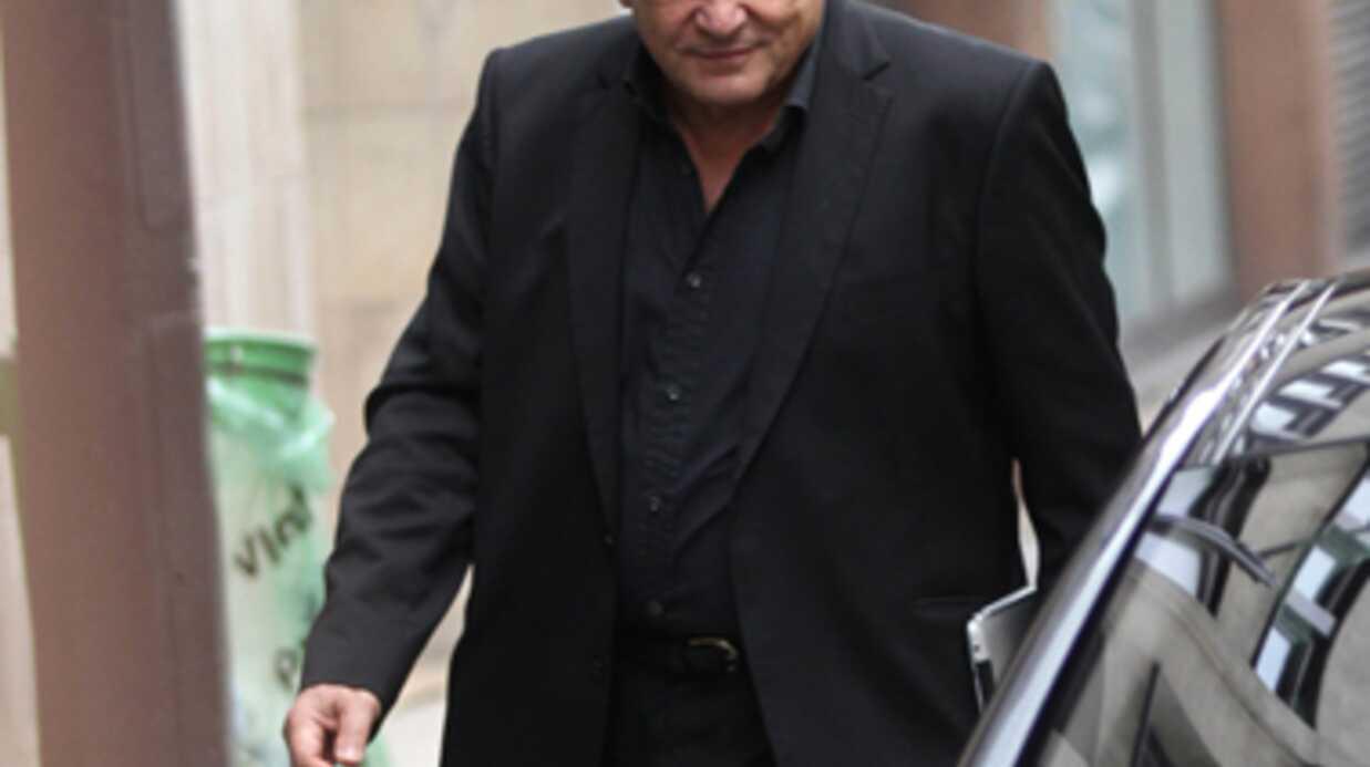 DSK content d'avoir «sauvé la presse»