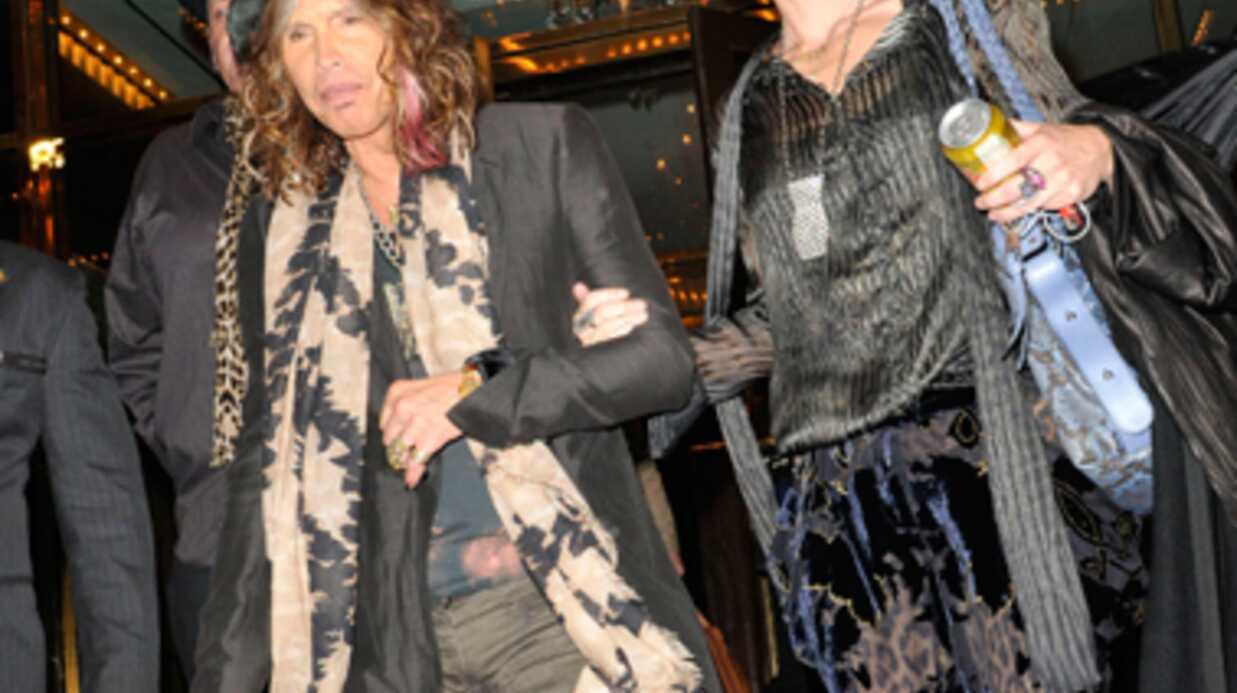 Steven Tyler: ses proches mécontents de ses fiançailles