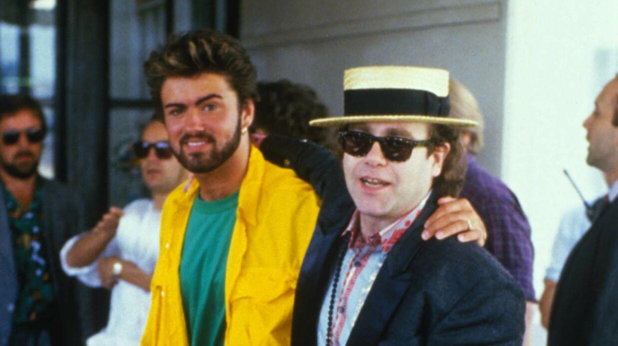 En concert à Las Vegas, Elton John craque en rendant un hommage émouvant à George Michael