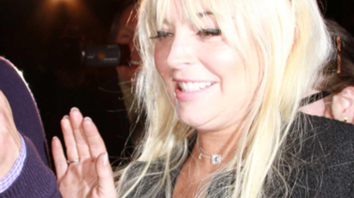 Lindsay Lohan: «Les soirées, ce n'est plus mon truc»