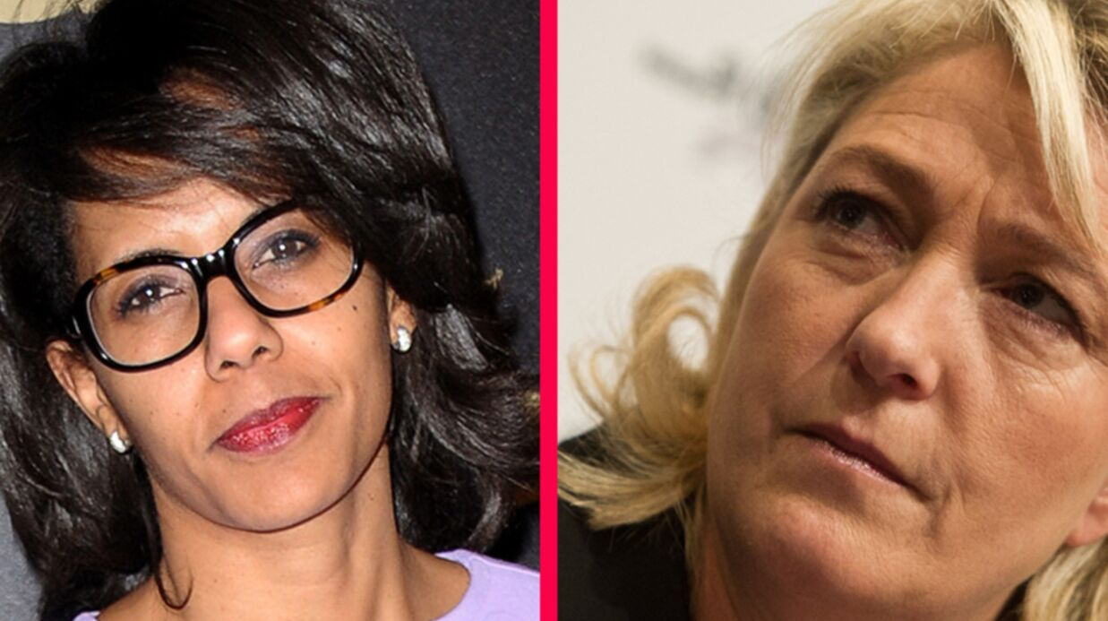 Audrey Pulvar et Arnaud Montebourg agressés: Marine Le Pen réplique