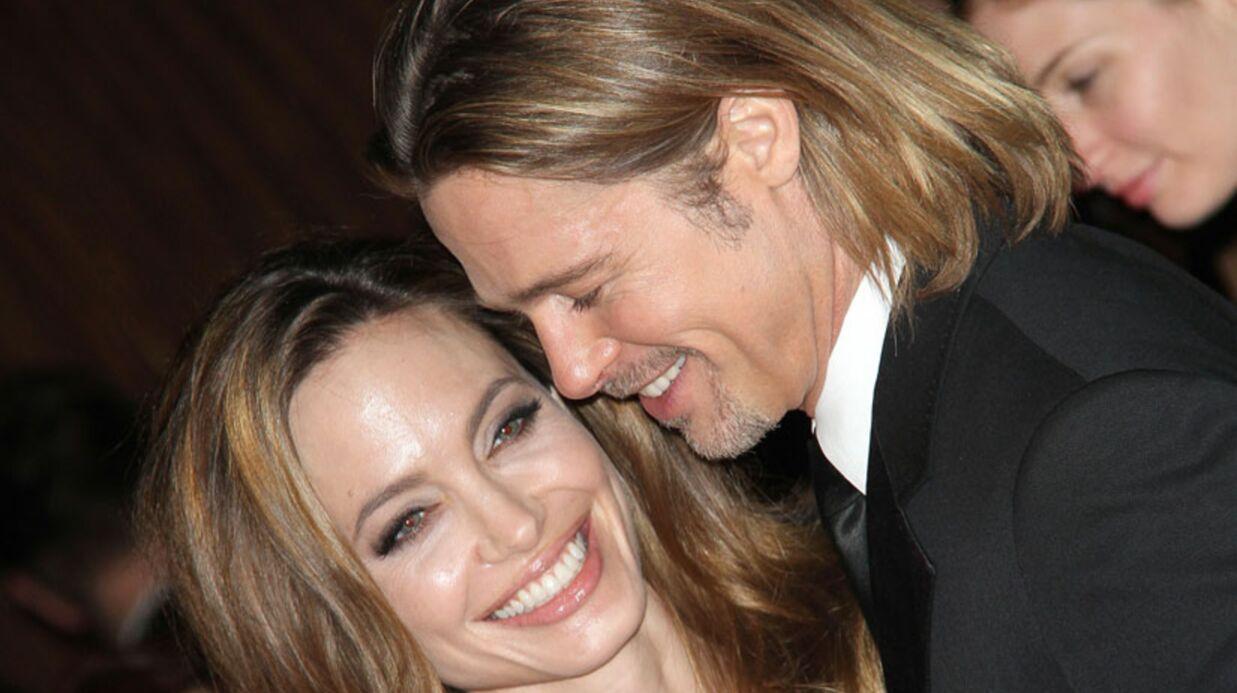 Brad Pitt: un mariage pour ses enfants?