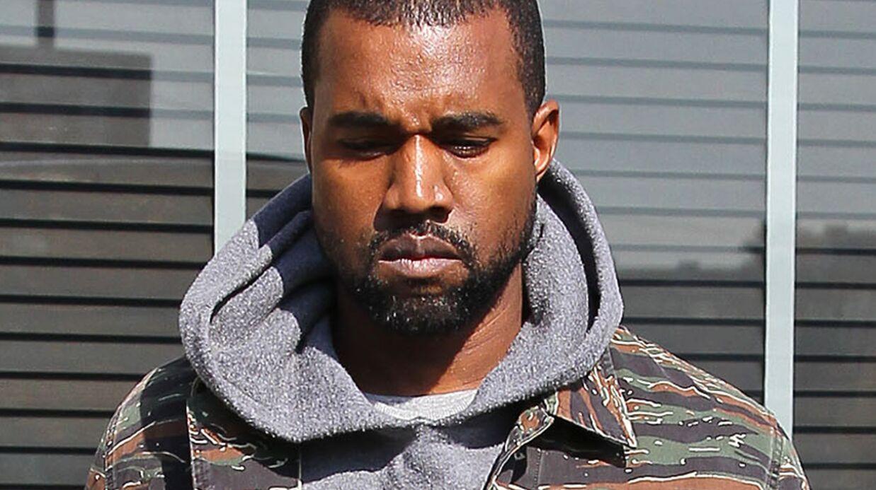 Kanye West va verser 250 000 dollars à l'homme qui a proféré des insultes racistes à Kim Kardashian