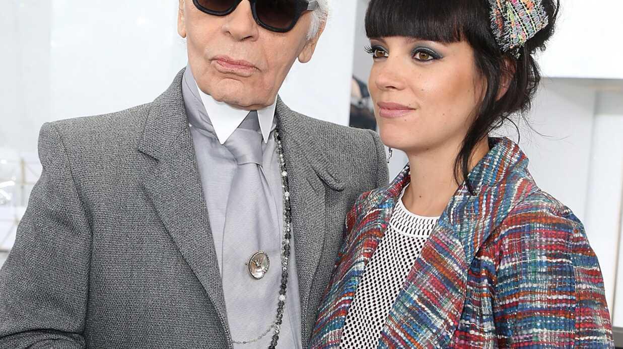 Lily Allen avoue qu'elle préfèrerait avoir la taille mannequin