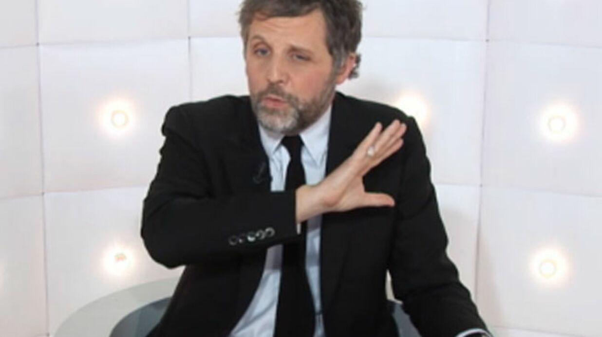 Stéphane Guillon nie avoir gaffé sur la relation Julie Gayet-François Hollande