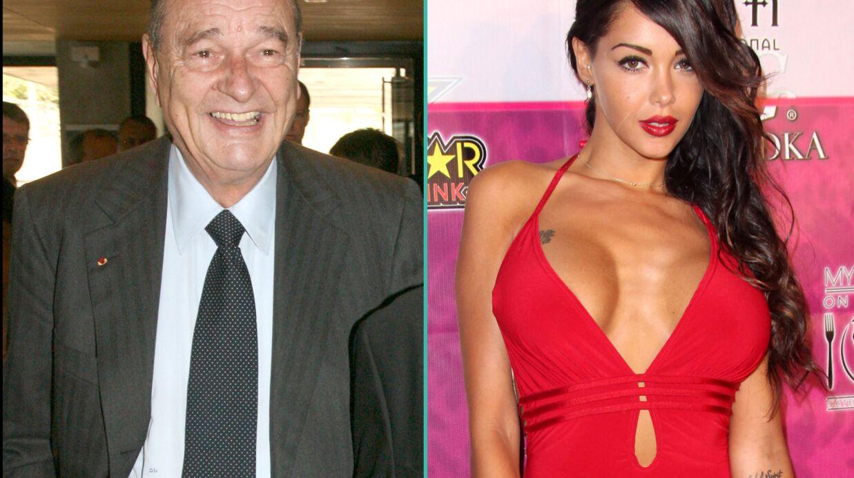 Jacques Chirac très émoustillé en apprenant que Nabilla l'adore!