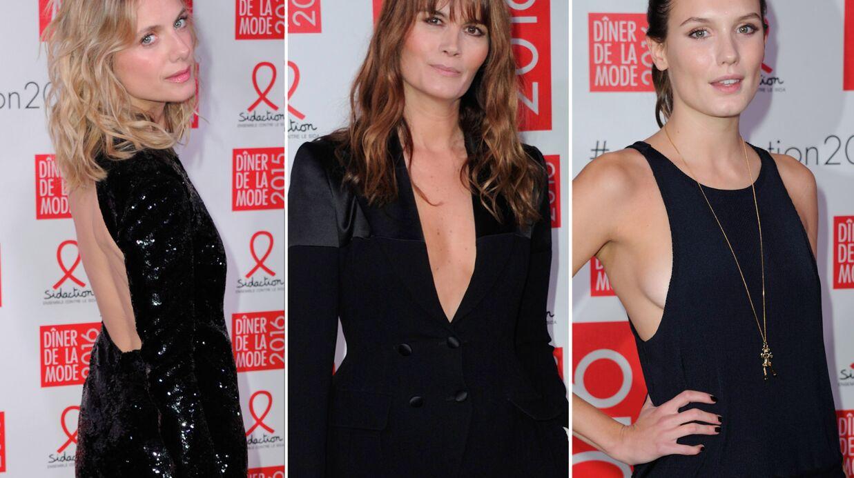 PHOTOS Mélanie Laurent, Marina Hands, Ana Girardot: un dîner de la mode tout en glamour