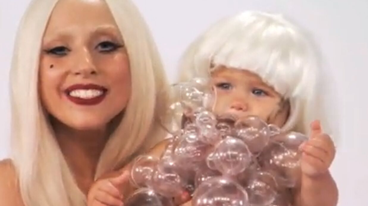 VIDEO Lady Gaga s'at­taque aux enfants !
