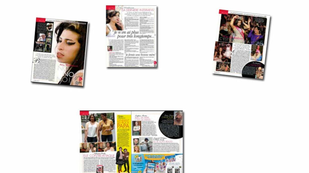 La dernière interview d'Amy Winehouse
