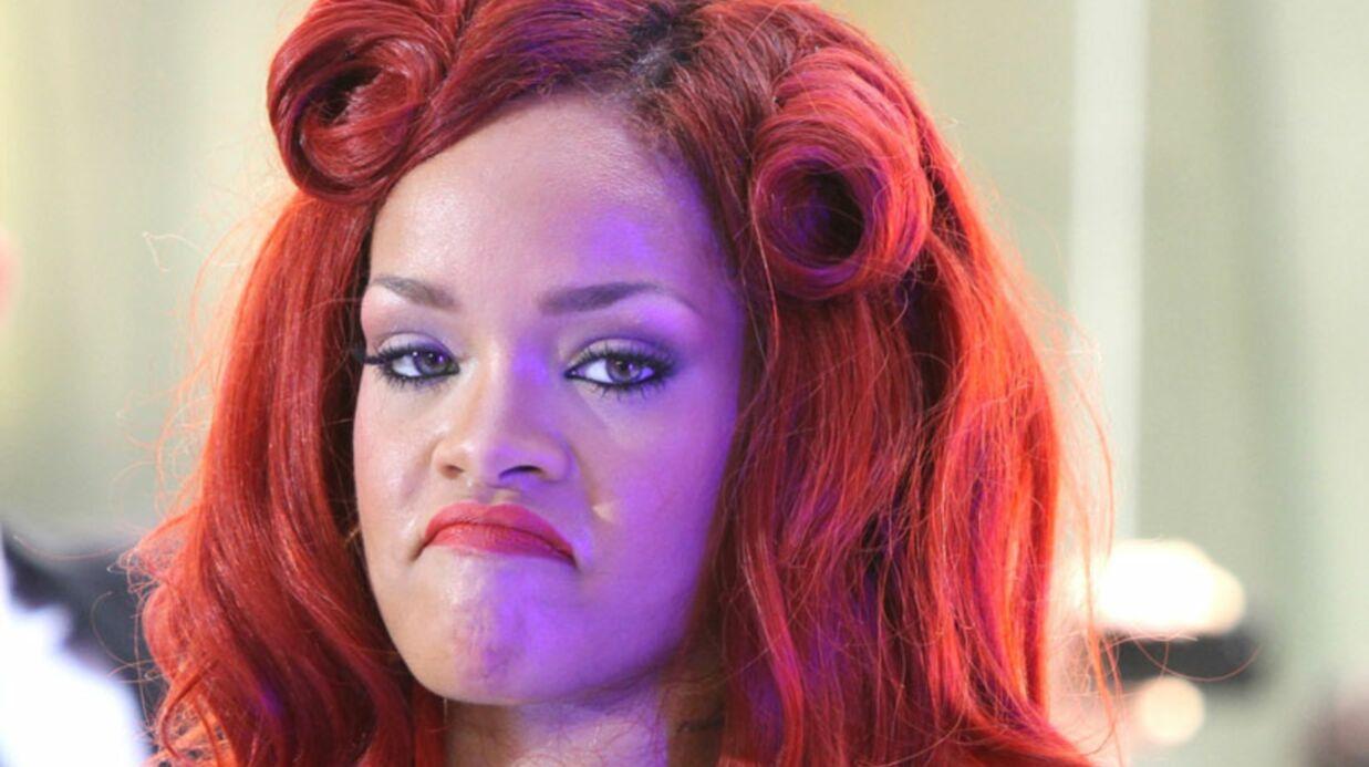 Rihanna arrête de manger avant une séance photo