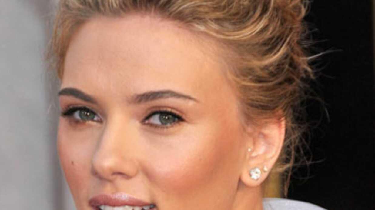 Scarlett Johansson refuse d'aller au bal avec un Marine