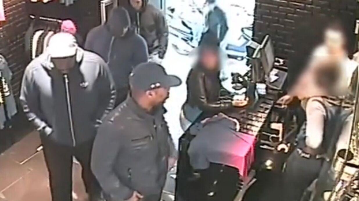 Rohff: la vidéo de l'agression ultra violente sur un vendeur de Booba fuite sur le net